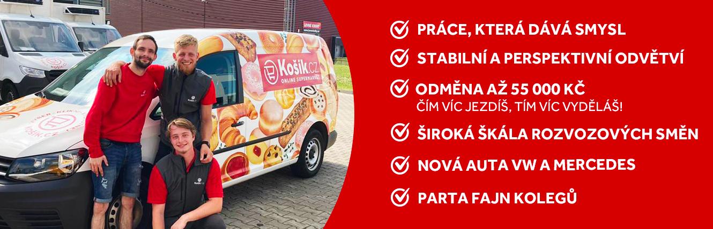 Proč vybrat Košík.cz